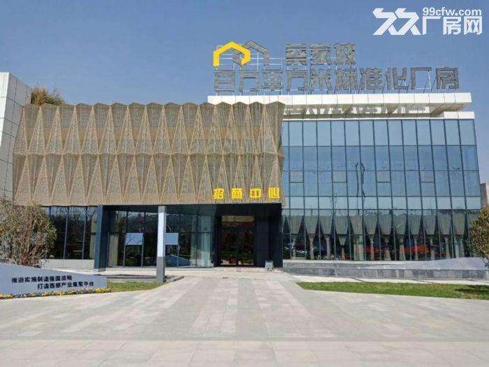 出租全新厂房,水电气暖讯安装到位,政府政策扶持-图(1)