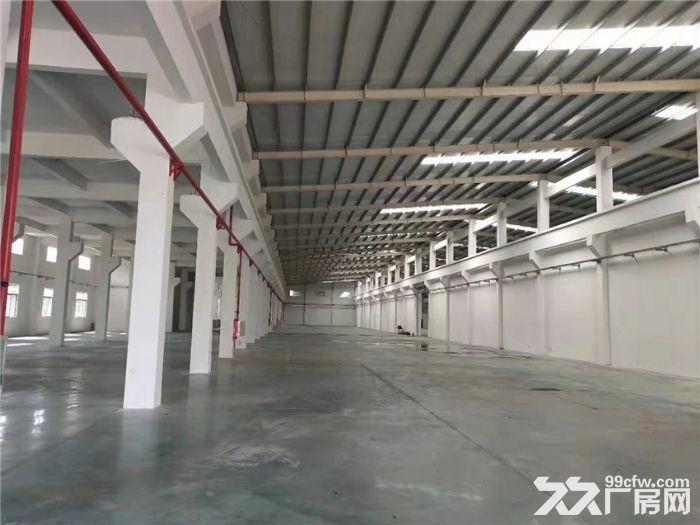 16900方独院花园式厂房,三水白坭工业区,豪华装修,带吊机,配套齐全-图(5)