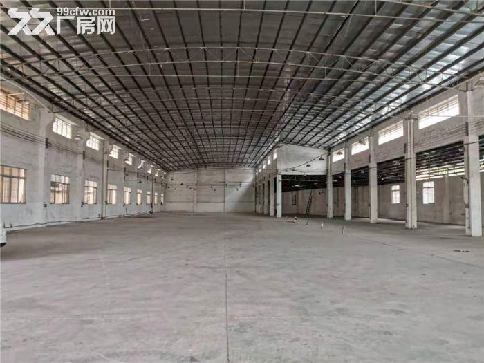 16900方独院花园式厂房,三水白坭工业区,豪华装修,带吊机,配套齐全-图(8)