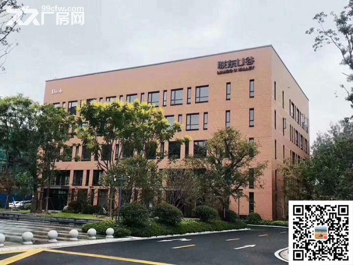 吴中重点项目独立产权高标准绿色新建厂房配套宿舍食堂高架路旁绝对好区位-图(1)