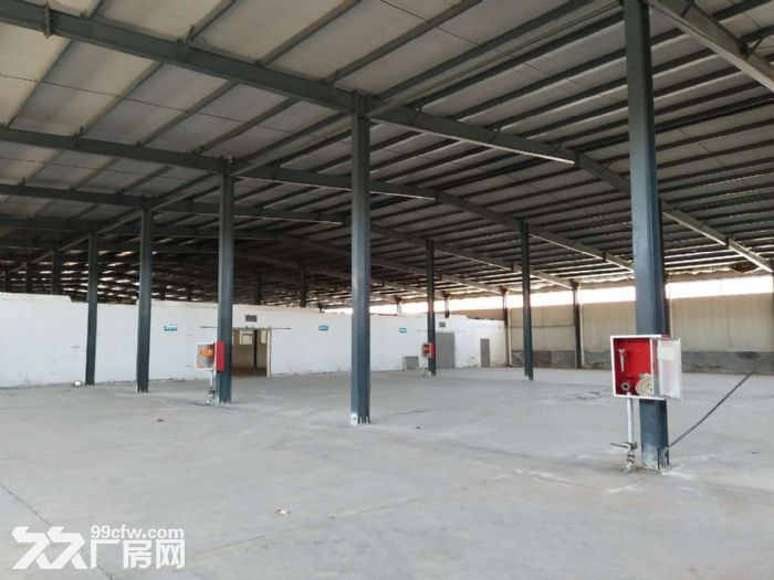 城阳夏庄1600平精装漂亮二楼厂低租-图(2)