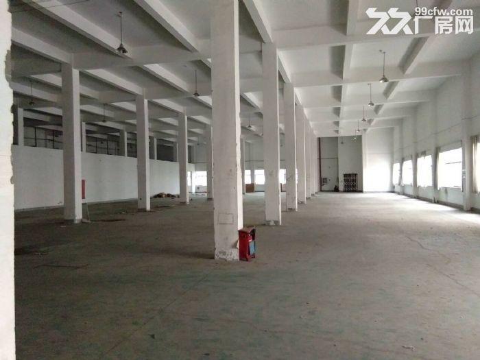 华庄1楼标准厂房1400平米出租,高度6米-图(1)