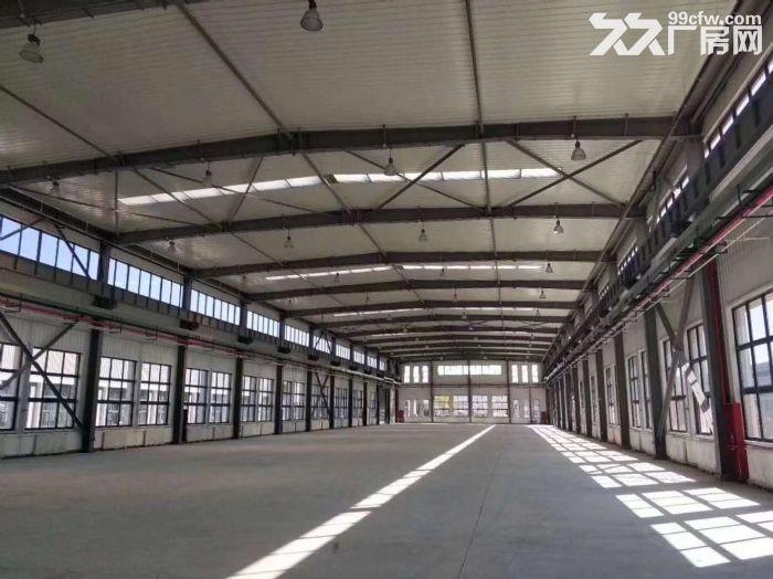 出租全新厂房,水电气暖讯安装到位,政府政策扶持-图(7)