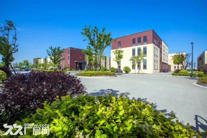 吴中重点项目独栋厂房高标标准绿色产业园区配套宿舍食堂高架路旁绝对好区位-图(2)
