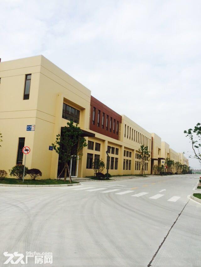 吴中重点项目独栋厂房高标标准绿色产业园区配套宿舍食堂高架路旁绝对好区位-图(7)
