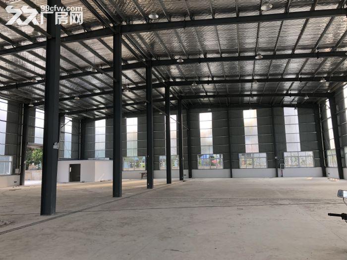 出租阳逻双柳全新厂房1850平−3700平,独门独院-图(3)