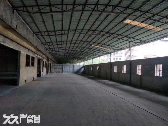 二类用地高新区外海街道单一层厂房5400方出租大小可分租-图(3)