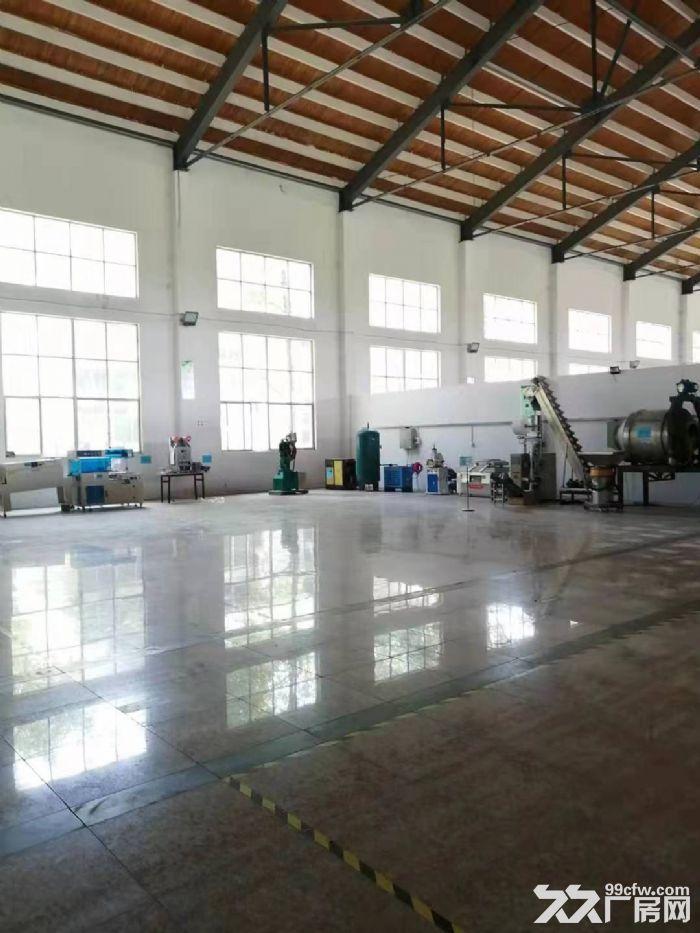 金华白龙桥临江工业区万里扬对面2000平厂房仓库出租水电齐全-图(1)