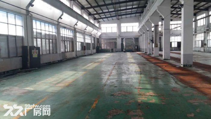 新区旺庄新梅路附近独栋2200平方标准厂房出租-图(1)