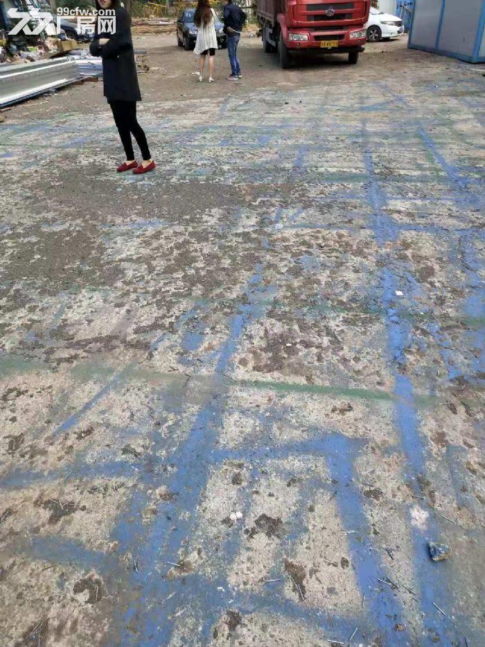 惠山长安园区边空地4亩有围墙做好硬化-图(2)