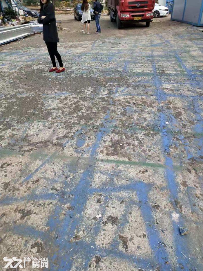 惠山长安2300平硬化空地,可住人,有棚子-图(2)