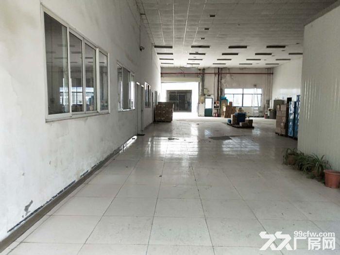张浦德国工业园带环评单层1000平厂房无公摊形象好̳-图(2)