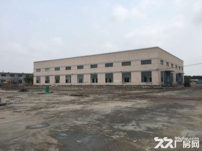 张浦德国工业园带环评单层1000平厂房无公摊形象好̳-图(1)