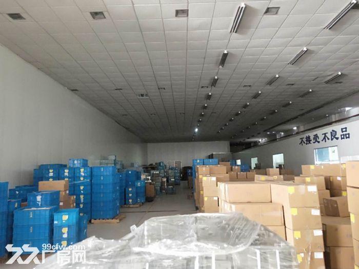 张浦德国工业园带环评单层1000平厂房无公摊形象好̳-图(4)