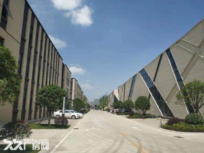 标准厂房可租可售位置优越-图(3)