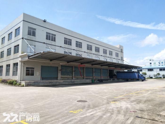 水口带卸货平台三层约19500平方标准厂房仓库招租可分可整租-图(2)