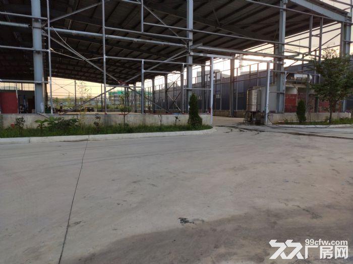 本厂房出租,配有动力电,证件齐全,1700平方米-图(1)