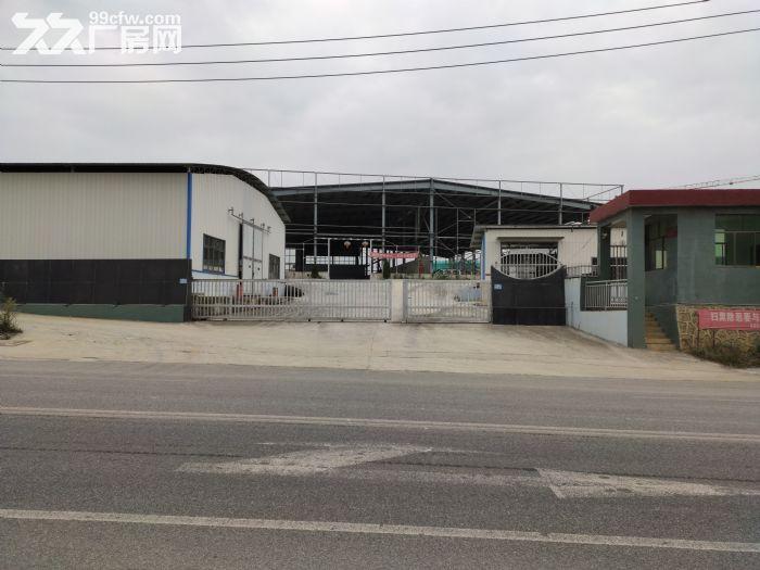 本厂房出租,配有动力电,证件齐全,1700平方米-图(3)