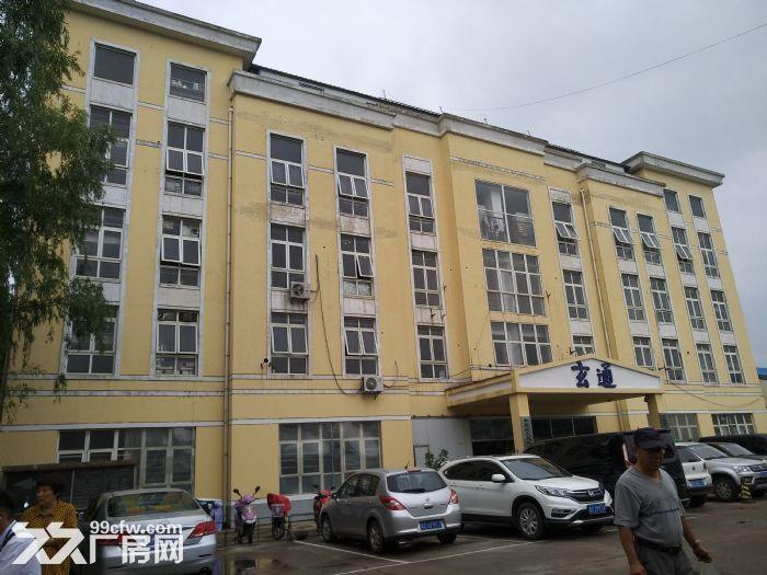 开发区乐山路13号院内有厂房和办公楼出租-图(1)