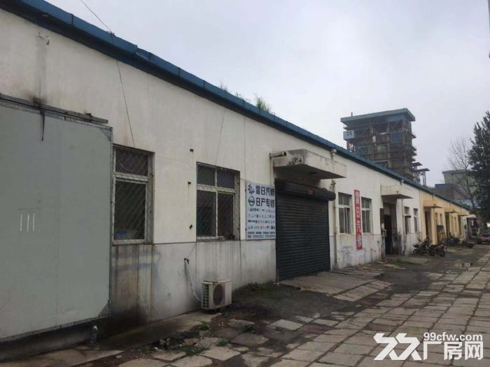 开发区乐山路13号院内有厂房和办公楼出租-图(6)