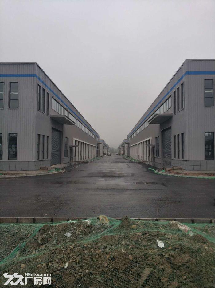 蔡家坡经济开发区政策扶持,50年产权,企业独栋-图(5)