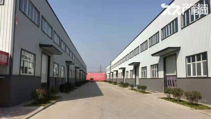 宝鸡常兴纺织产业园/1万㎡标准厂房招租-图(1)