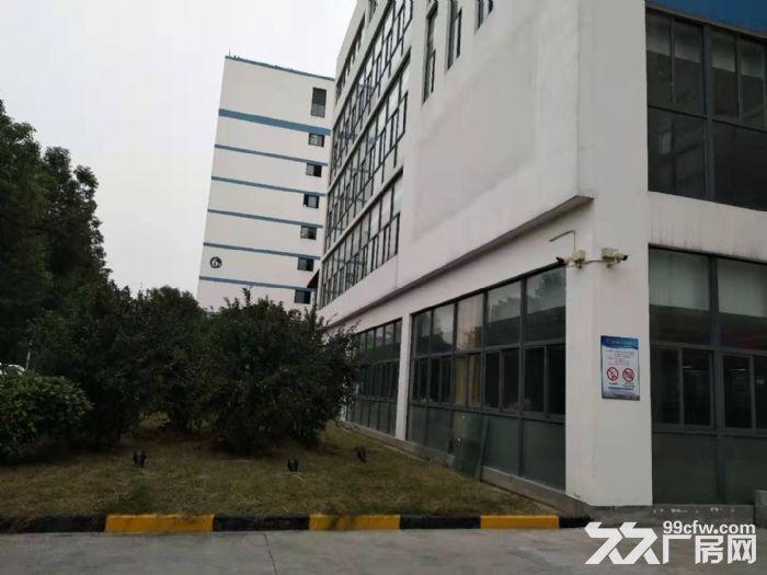 青浦工业园区招租,厂房仓库写字楼,园区配套成熟,70平米起分割,单价1.1元起租-图(8)
