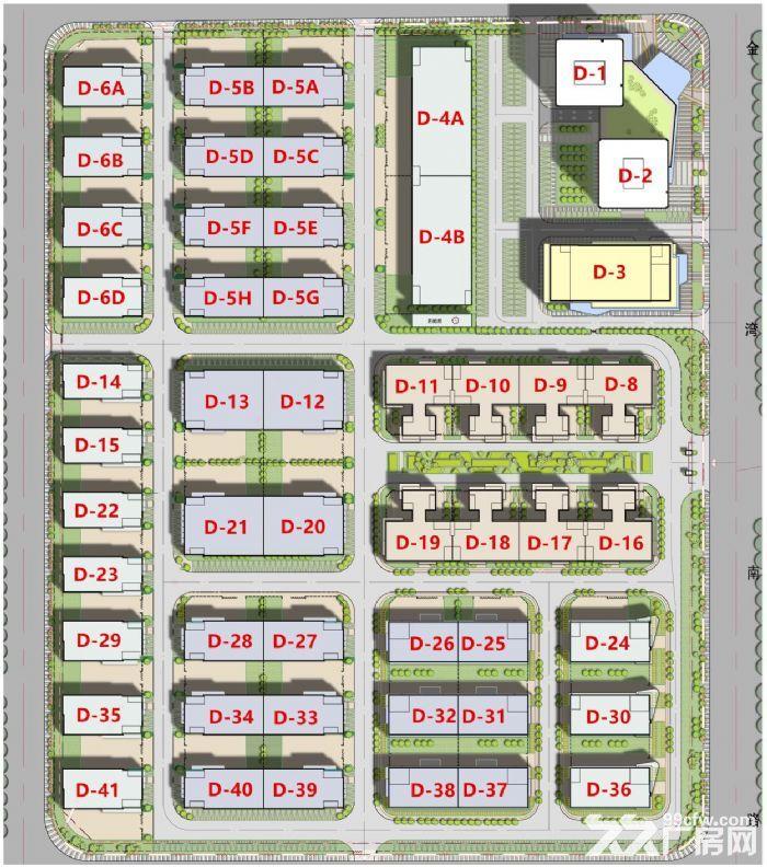 广州周边全新园区招商,首付2成起,无强制税收要求,有现房-图(8)