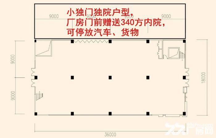 广州周边全新园区招商,首付2成起,无强制税收要求,有现房-图(1)