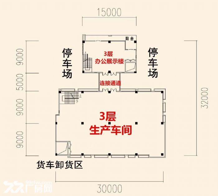 广州周边全新园区招商,首付2成起,无强制税收要求,有现房-图(3)