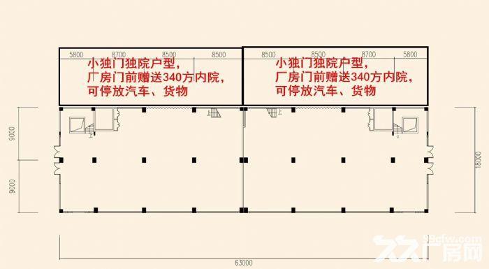 广州周边全新园区招商,首付2成起,无强制税收要求,有现房-图(2)