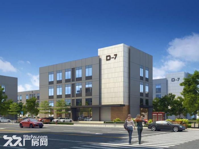 广州周边全新园区招商,首付2成起,无强制税收要求,有现房-图(5)