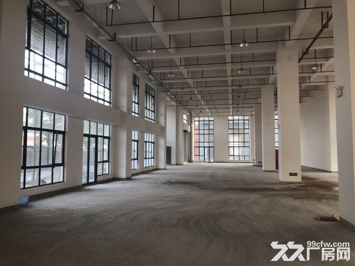 松江仪器仪表园区小面积500平全新厂房丙类形象好-图(2)