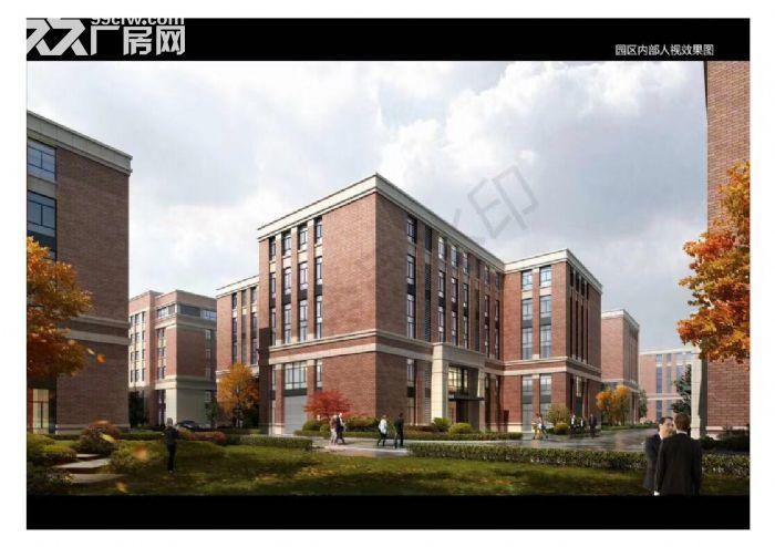 中海外央企开发,全新独栋厂房开盘在即,一期数量有限-图(1)