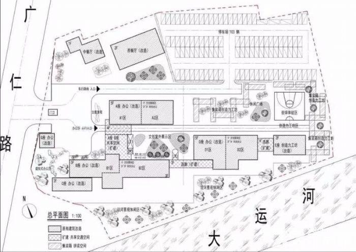 清潭国光东面常州工程学院改造科技类文创类产业园10000平方-图(2)