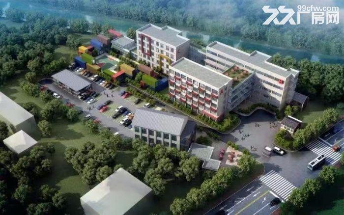 清潭国光东面常州工程学院改造科技类文创类产业园10000平方-图(1)