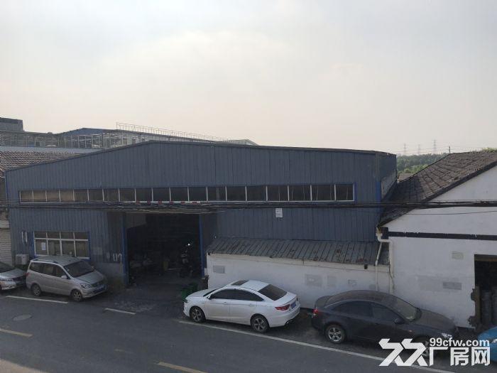 无中介费个人出租秋石北路600平独立钢架结构仓库出租-图(1)