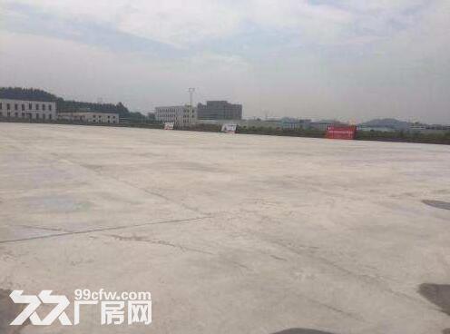 双流西航港双华路50亩硬化工业用地可以分租-图(2)