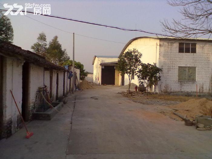 从化区城郊街旺城附近5.5亩工业厂房转让-图(2)