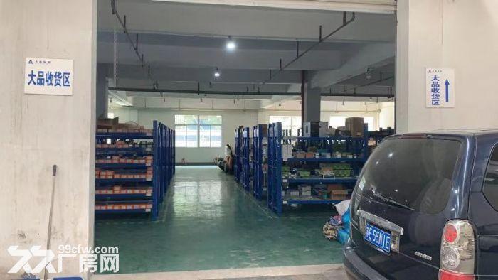 物业、停车免费一楼630平厂房仓库户型端正环氧地坪园区斜塘-图(2)