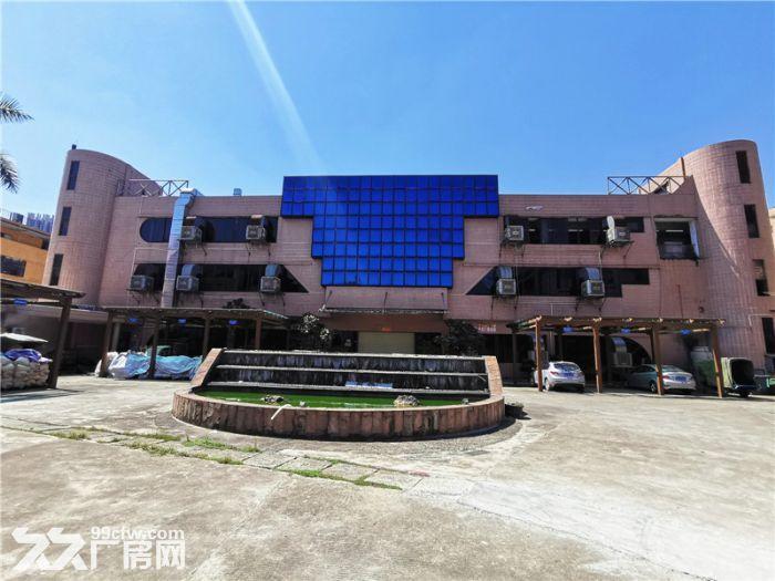 地铁口旁,近南站,番禺钟村4000平方标准厂房出租-图(1)