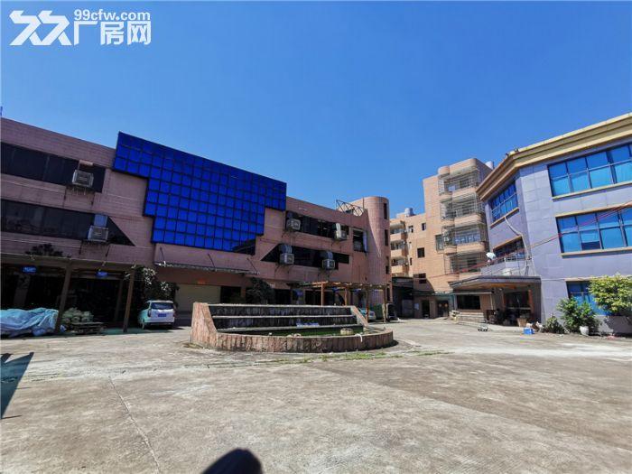 地铁口旁,近南站,番禺钟村4000平方标准厂房出租-图(2)