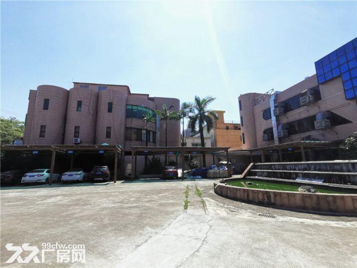 地铁口旁,近南站,番禺钟村4000平方标准厂房出租-图(5)