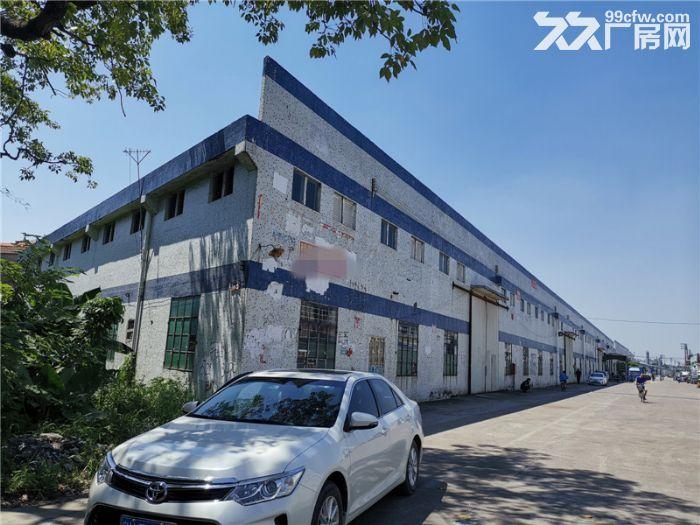 远离民居,高13米,番禺钟村6000平方简易厂房出租-图(2)
