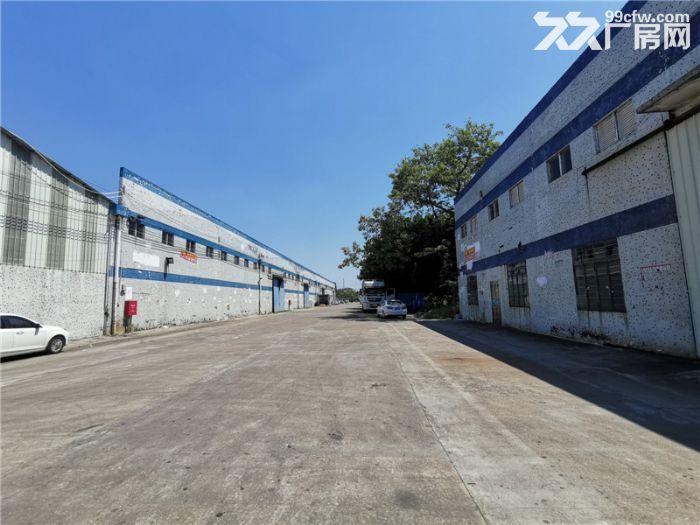 远离民居,高13米,番禺钟村6000平方简易厂房出租-图(6)