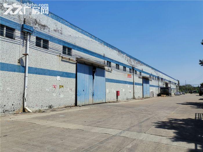 远离民居,高13米,番禺钟村6000平方简易厂房出租-图(7)