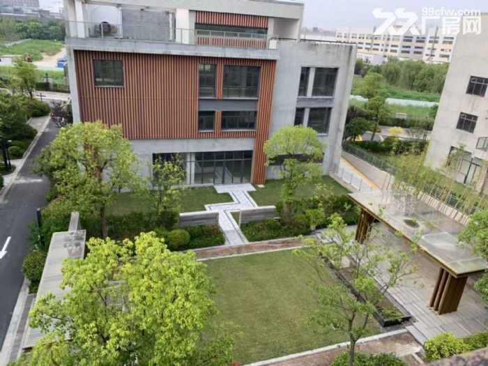 (出租)浦东康桥独栋1700平厂房104板块-图(1)