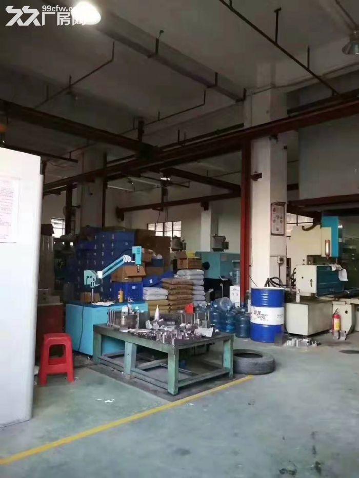 凤岗海关附近靠近深圳平湖新空出6米高厂房一楼780平方出租-图(1)