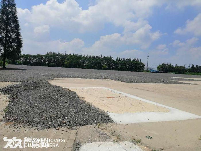 华东路创业路120亩地可分租证件齐全水电全通可分割-图(1)