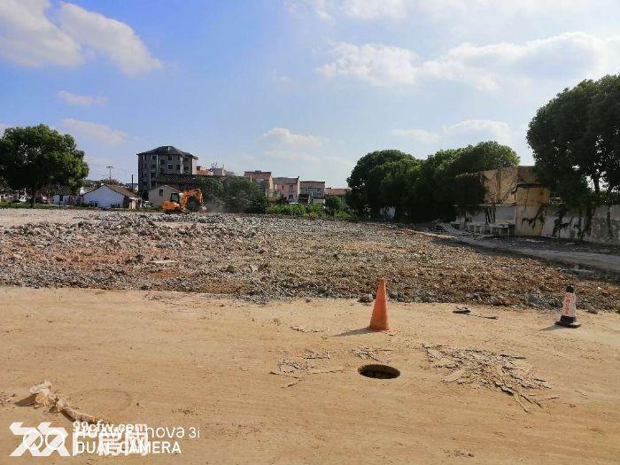 40亩土地出租,独门独院可做木柴堆放停车场等-图(1)